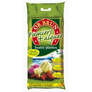 Fertilisant Or Brun Authentique 5 kg 865246