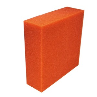 Mousse de rechange rouge pour filtre Biotec 884618