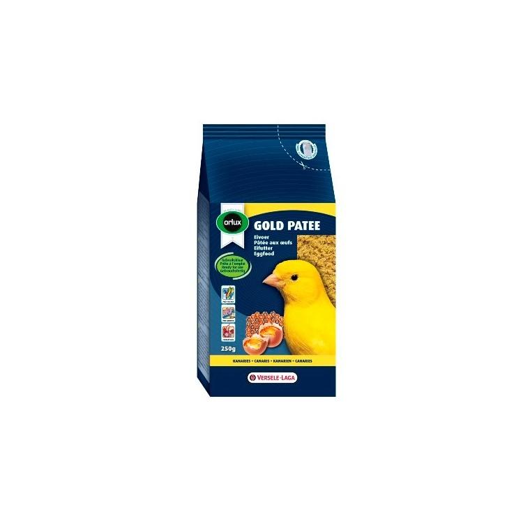 Orlux Pâtée d'Elevage Œufs Canaris 250 g 800308