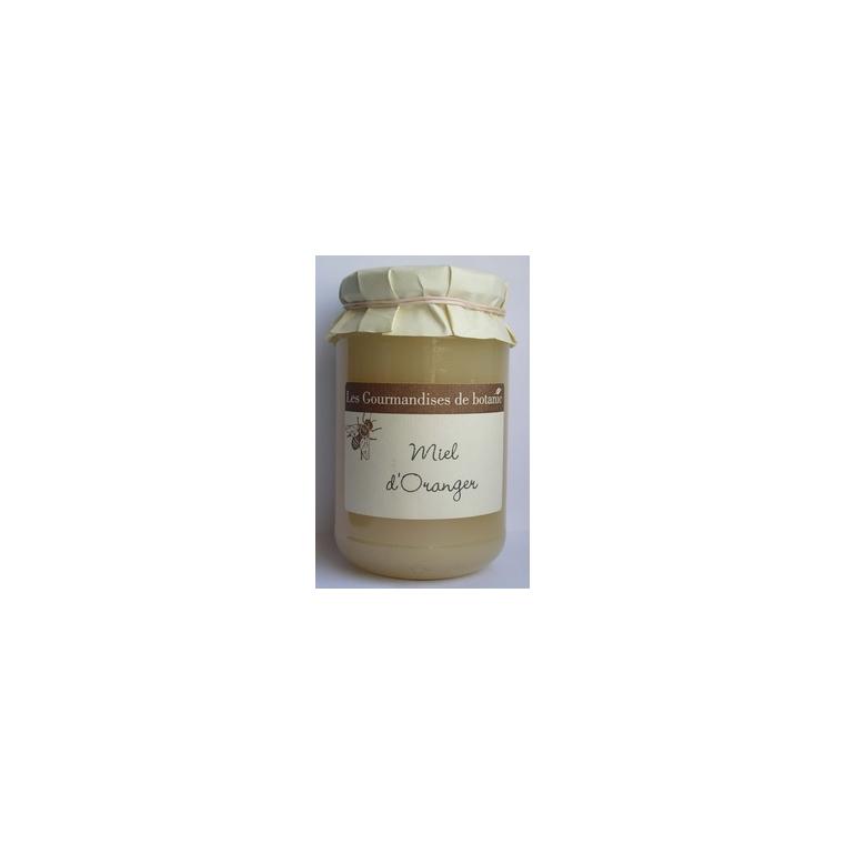 Miel d'oranger bio en pot de 250 g 351908