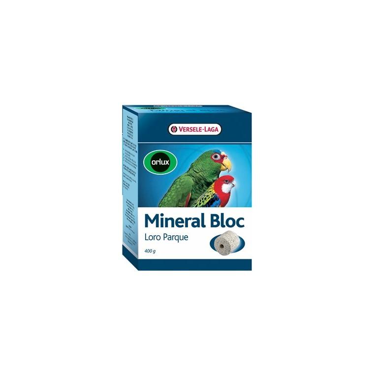 Bloc minéral pour perroquet 400 g 80511