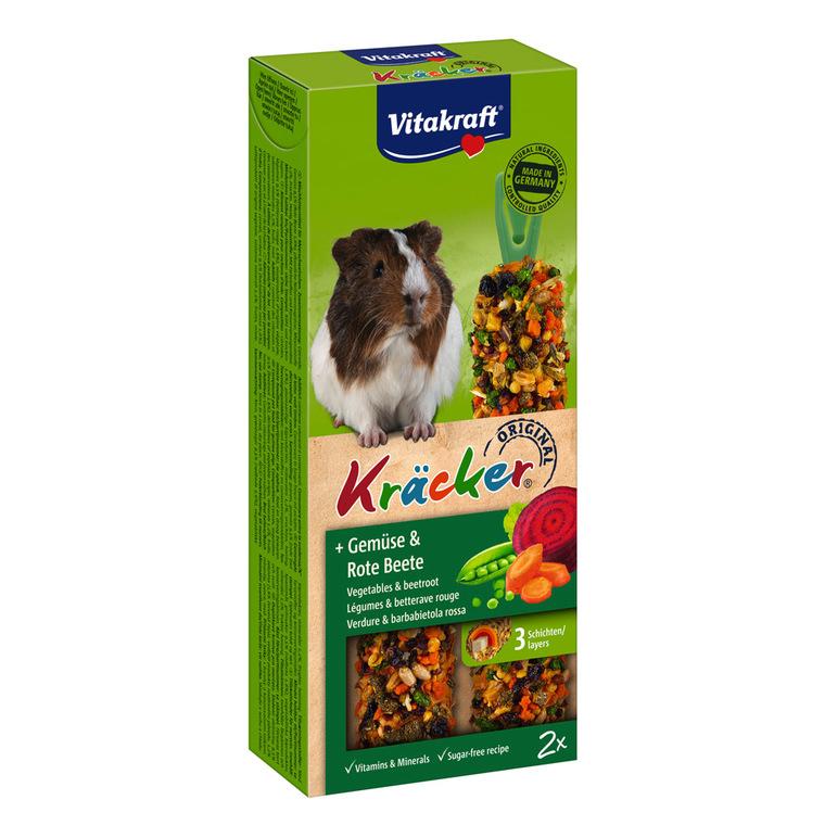 Baguettes cochon d inde légumes x2 819122