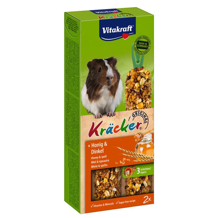 Kräcker cochon d'inde x2 miel Vitakraft 112g 819154