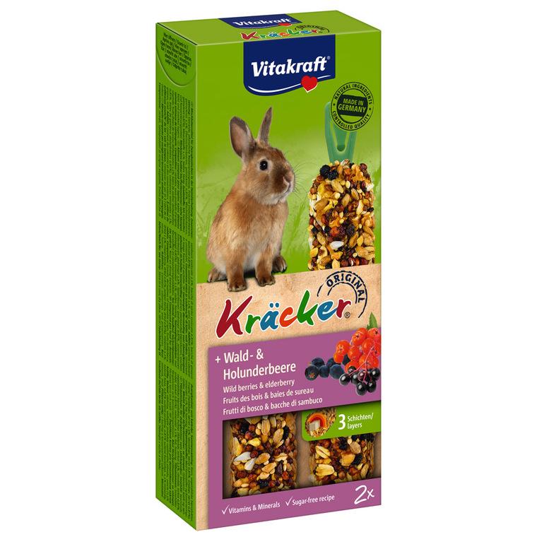 Kräcker lapin nain x2 fruits des bois Vitakraft 113g 819159