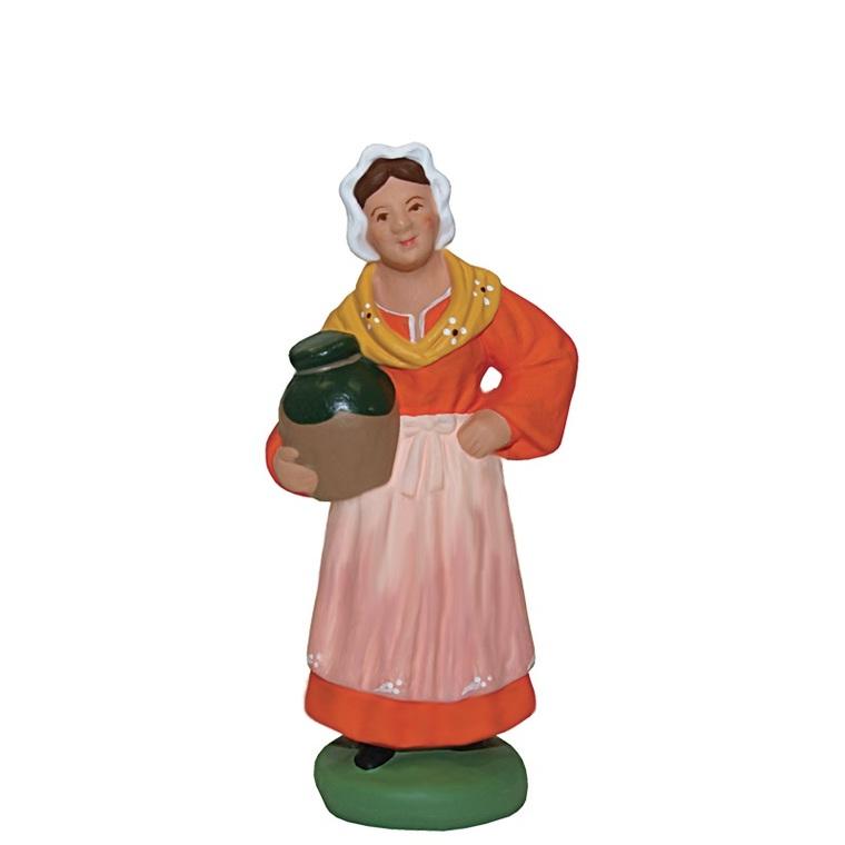 Femme à la jarre 7 cm 832776