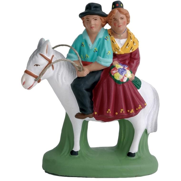 Vincent et Mireille 7 cm