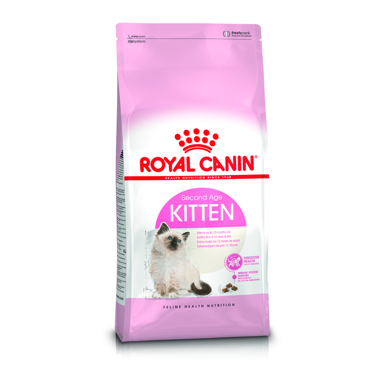 Croquette 2kg chaton Royal Canin