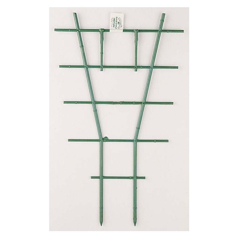 Tuteur échelle emboîtable coloris vert 0,50 m 845898