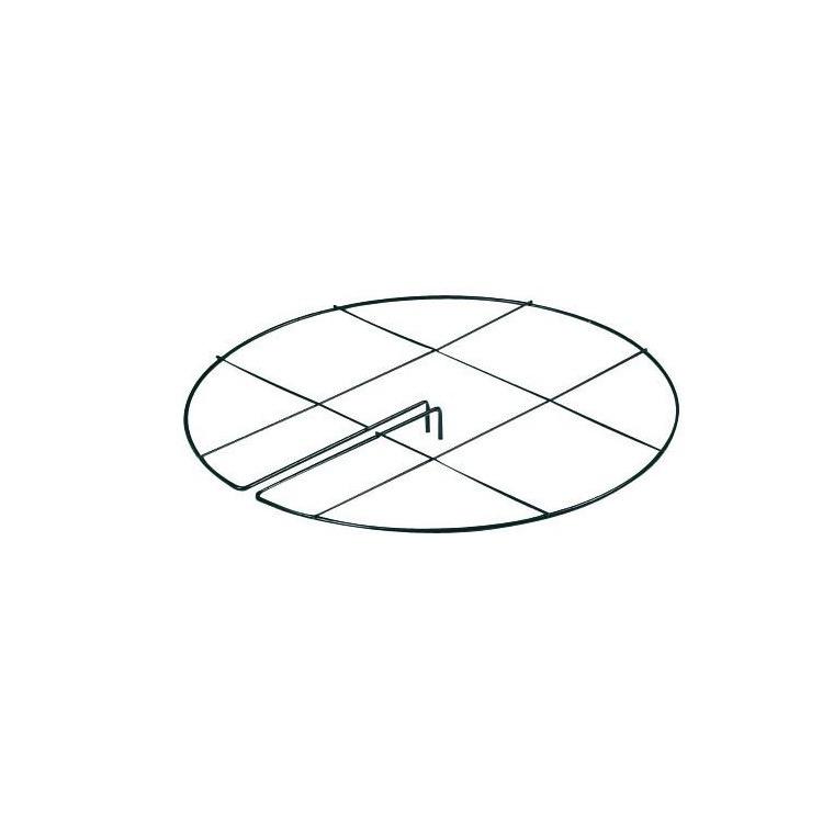 Grille cercle centrée 40 cm