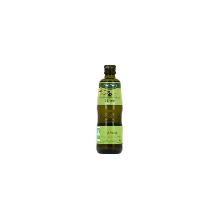 Huile d'olive Bio extra-vierge douce - 50 cl 851306