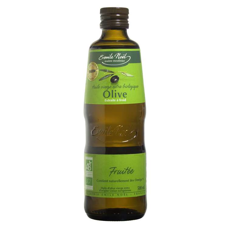 Huile d'olive extra-vierge fruitée Bio - 50 cl 851308