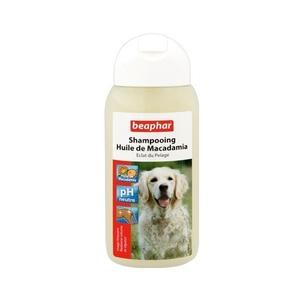 Shampooing éclat pelage chiens Beaphar