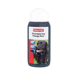 Shampooing chiens pelage noir Beaphar