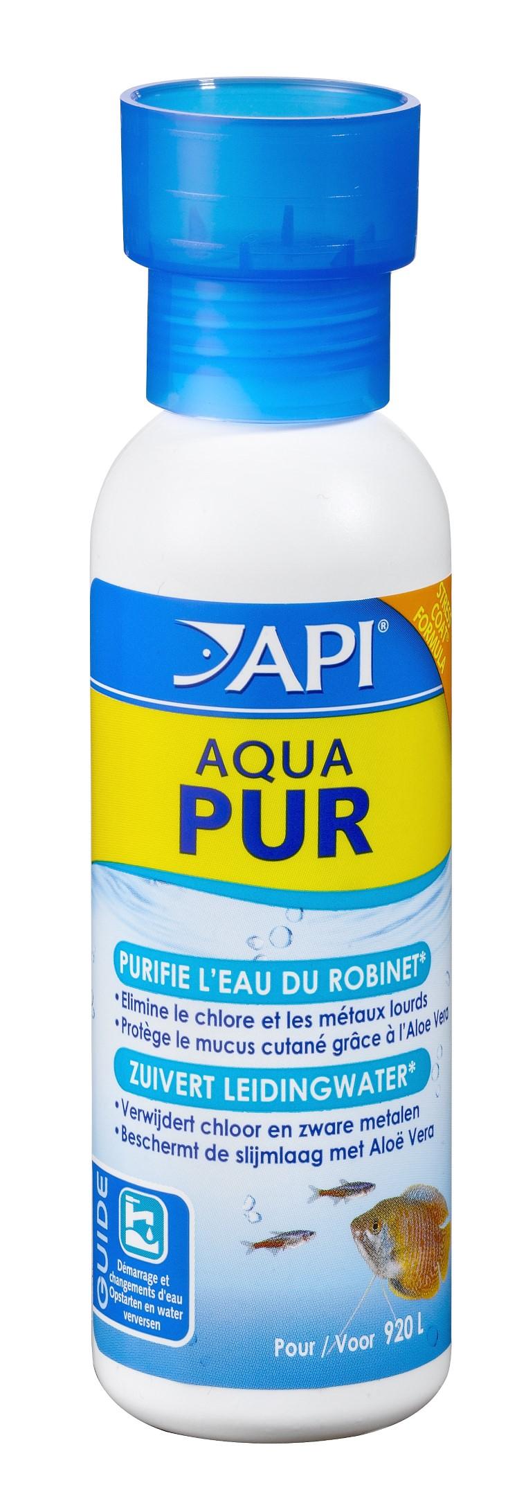AQUA-PUR anti chlore API Rena 118mL