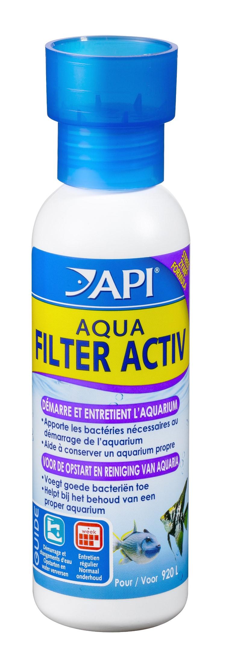 Aqua Filter Activ API 118 mL