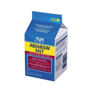 Aquarium Salt Small Sel pour aquarium 454g