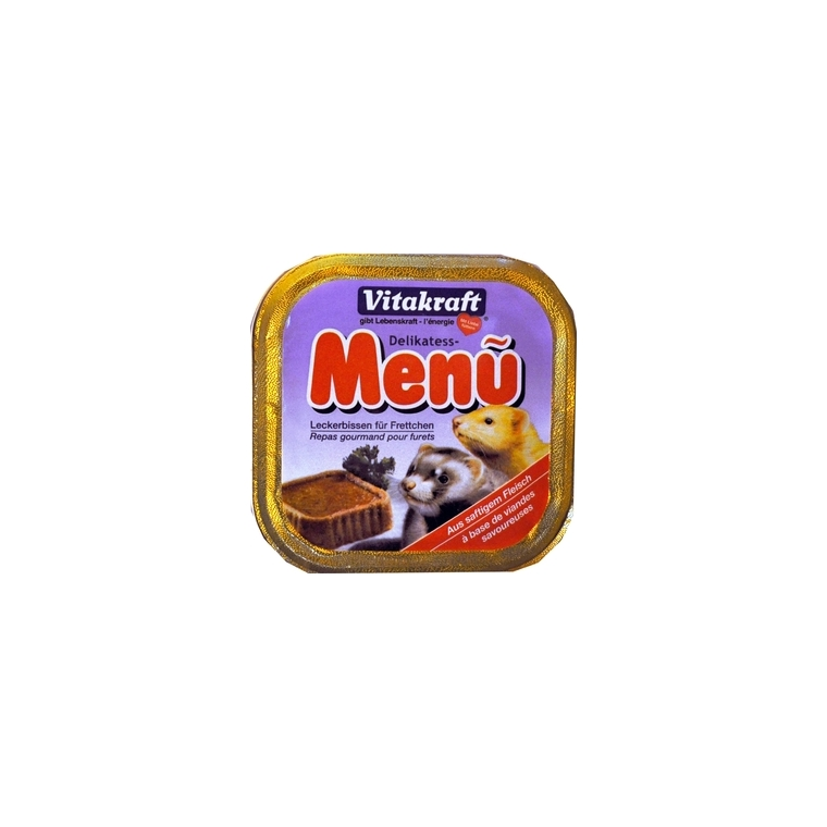 Delikatess menu furets