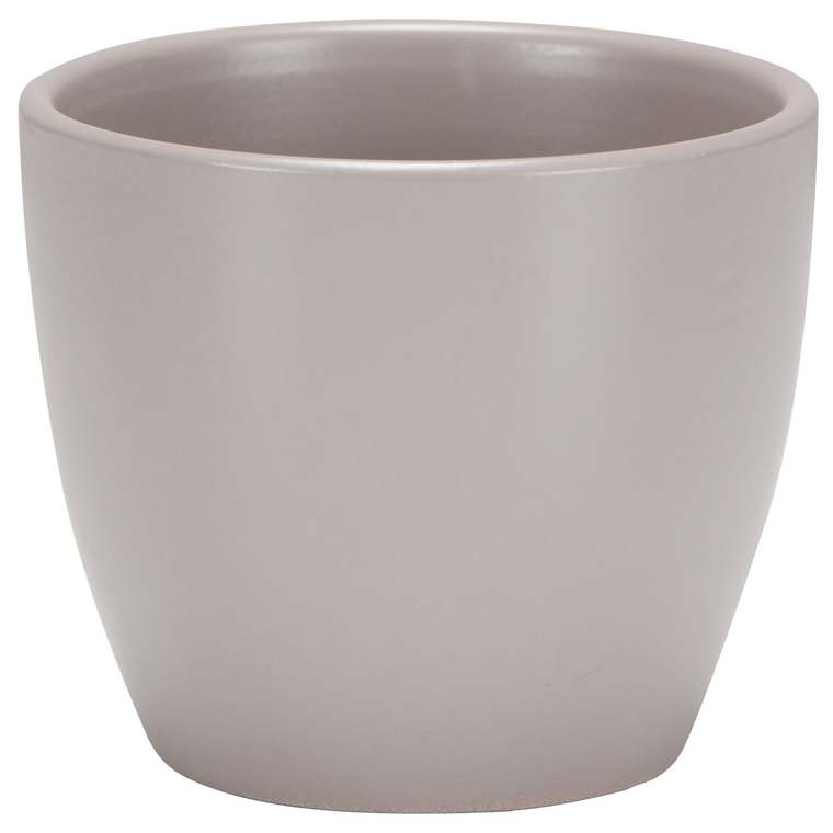 Mini cache-pot 920 matt assorti Ø 7x H 6,4 cm Céramique émaillée 865205