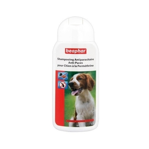 Shampooing antiparasitaire chiens Beaphar