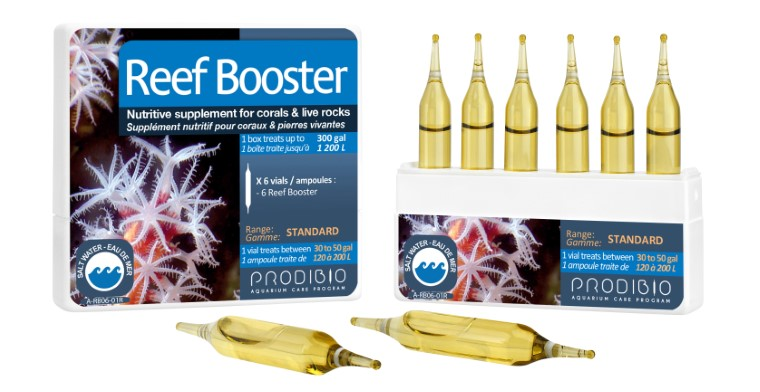 PRODIBIO - Reef Booster 6 ampoules