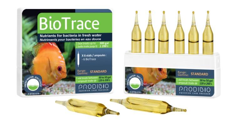 PRODIBIO - BioTrace 6 ampoules