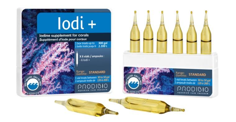 PRODIBIO - Iodi+ 6 ampoules