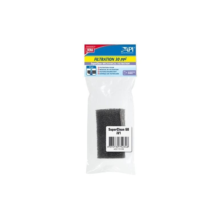 Mousse pour filtre filstar iv1/150 Rena aquarium 886497