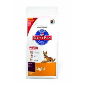 Croquette canine adulte light au poulet 3 kg 923399