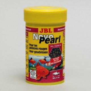 Aliment pour poissons Novoperl. La boite de 100 ml 925838