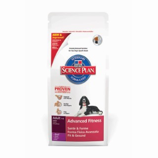 Boîte pour chiens adultes au bœuf - 370 gr 347129