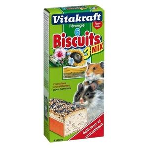 Biscuits 3mix hamster VitakraftŽ 70g 927472