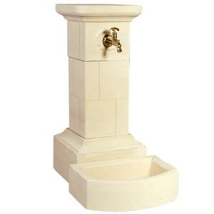 Fontaine Borne - Blanc 935843