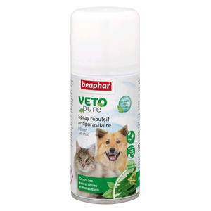 Spray insectifuge chiens/chats Beaphar 937791