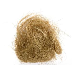Cheveux d'ange lametta or clair découpé sachet de 20g 951599