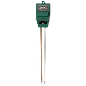 Hygromètre vert hauteur 39 cm 952838