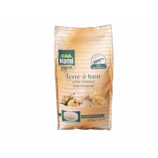 Terre à bain chinchillas Hamiform 2.5kg 960973