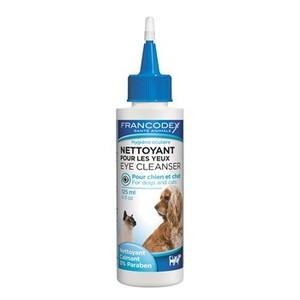 Nettoyant pour les yeux chien et chat - 125 ml 96816