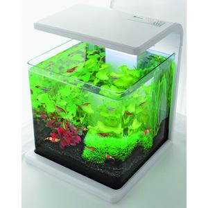 Aquarium Wave 15 blanc 18L 975325
