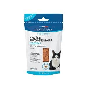 Friandises hygiene bucco-dentaire pour chat 975838
