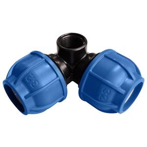 Coude de compression femelle 20 x 27 mm 976567