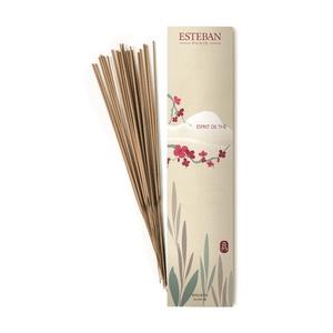 Encens Indiens Esprit de Thé Esteban - 20 bâtonnets 98821