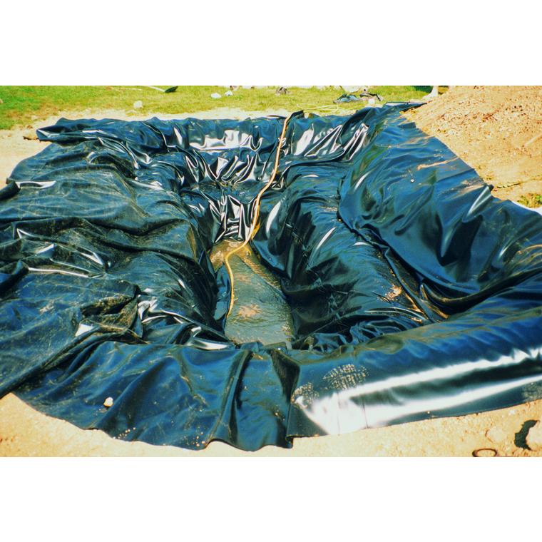 Bâche aquatique en EPDM 12,2 x 30,5 m 922905