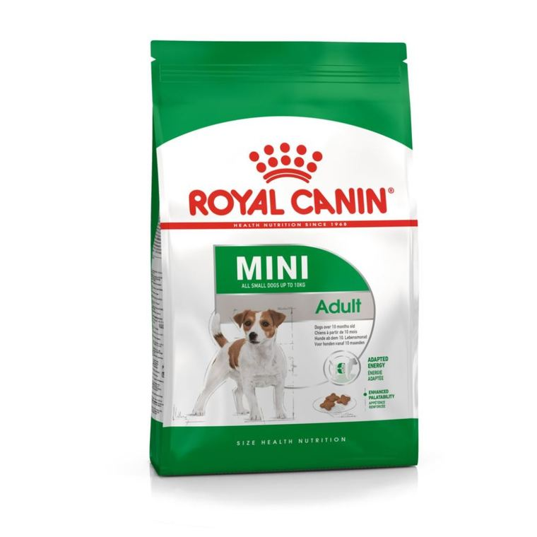 Croquette 2kg Mini adulte Royal Canin