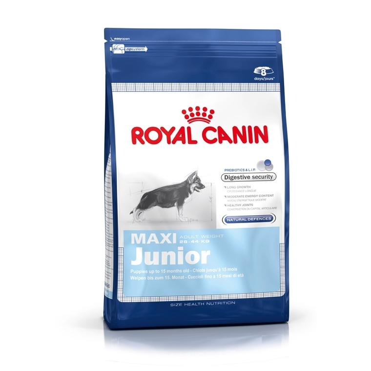 Croquette 15kg Maxi juniorRoyal Canin
