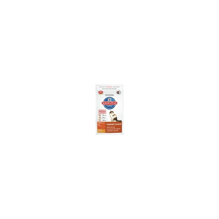 Croquettes féline adulte hairball control 5 kg