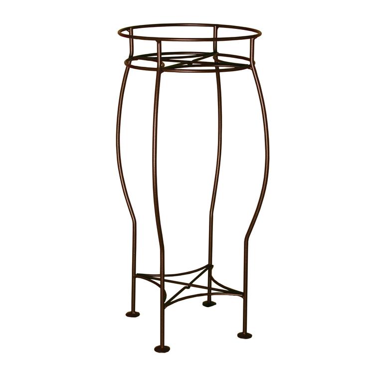 Sellette pour pot en fer vieilli – 60cm 935406