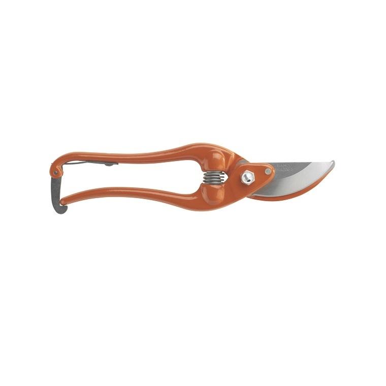 Sécateur pro orange de 20 cm 93554