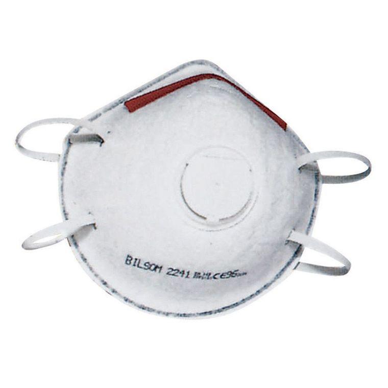 Masque protection respiratoire jetable x2 93769