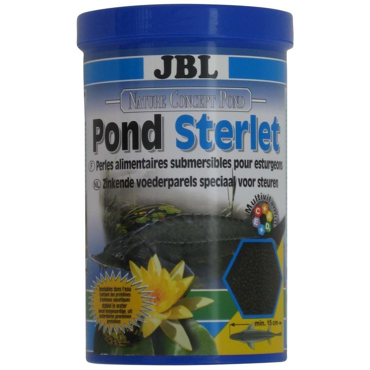 Aliment pour poissons Pond Sterlet 1 L 956908