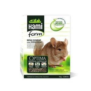 Repas complet chinchilla Hamiform 1kg